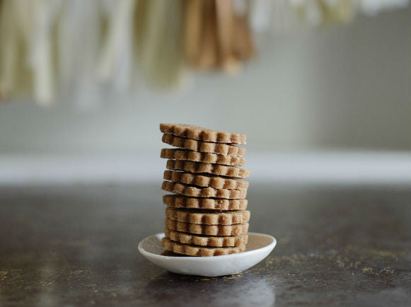 Whimsy & Spice Brown Sugar Gingerspice Cookies