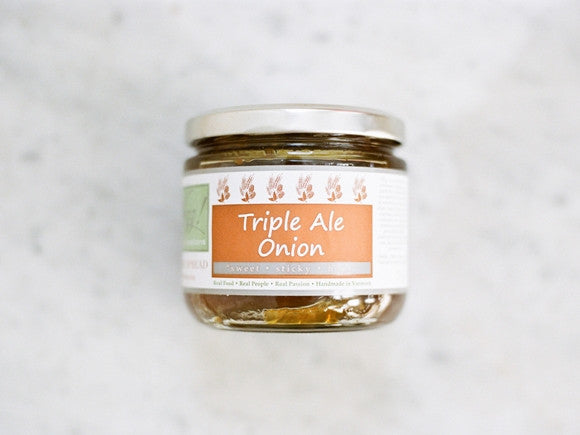 Wozz Kitchen Creations Triple Ale Onion Spread