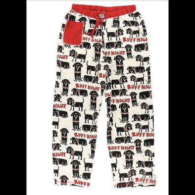 Ruff Night PJ Pants from LazyOne