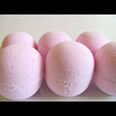 Black Raspberry Vanilla Bath Bomb