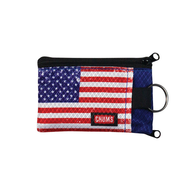 #18403809 USA Surfshorts Wallet, front side