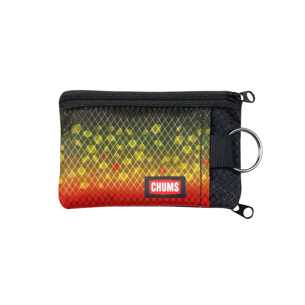 #18403920 Brook Fish Surfshorts Wallet, front side