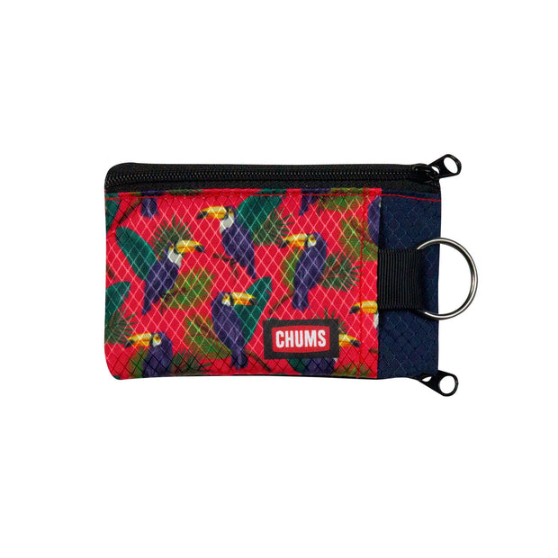#18403941 Toucans Surfshorts Wallet, front side