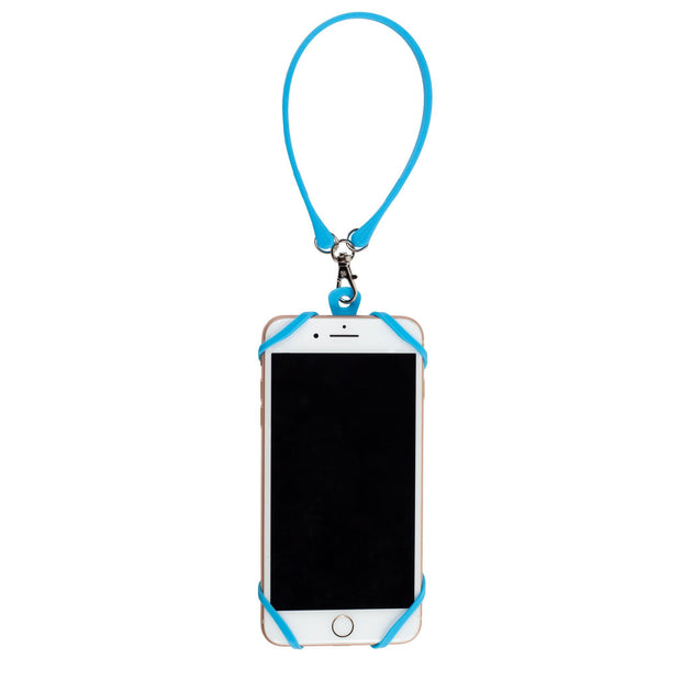 The Gripper blue with phone