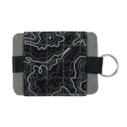 #18599103 Bandit Wallet Grey, back side