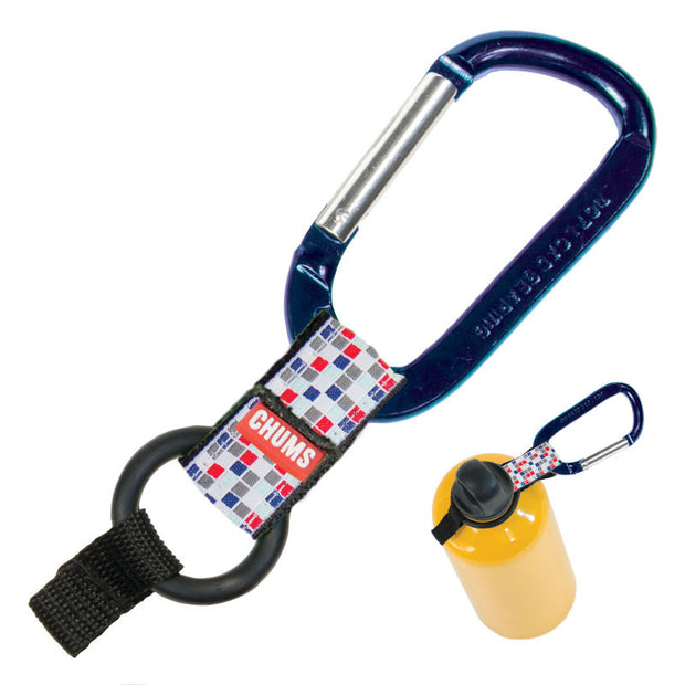 Clip Bottle Holder - Checkerboard