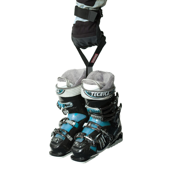 Boot Tote - Black holder for your ski boots