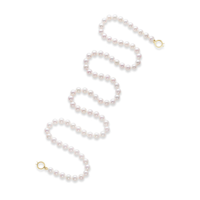 Akoya Pearl Adjustable Lariat