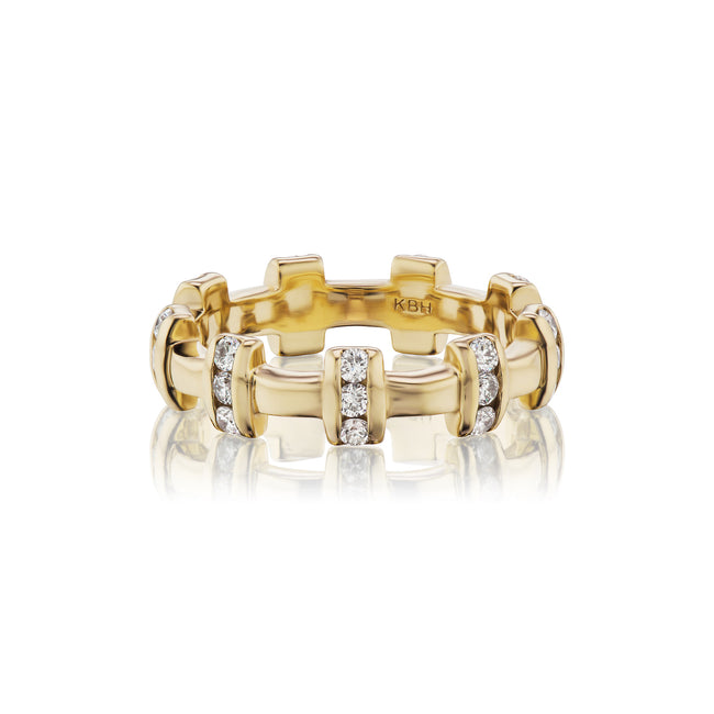Queen Stack Ring