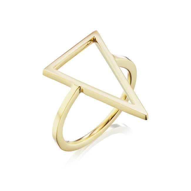 Reclaimed Arrow Ring