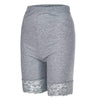 GOOPSS Shorts Grey / S Sexy high waist lace bag hip leggings women shorts