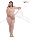 6 Denier NO-RIP Plus Size Tights - GOOPSS