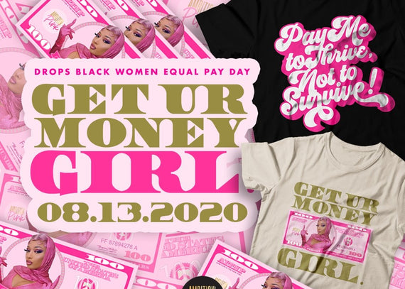 Get Your Money Girl Capsule Collection