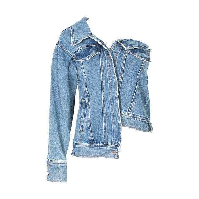 Fly Girl | Denim Jacket