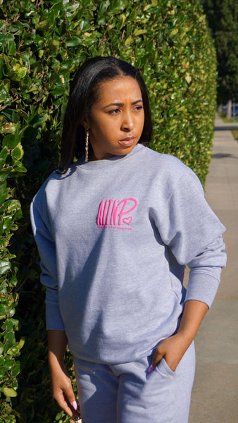 AITNP Crewneck Essentials - Ambition Is The New Pink