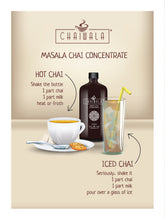 Load image into Gallery viewer, Masala Chai Concentrate