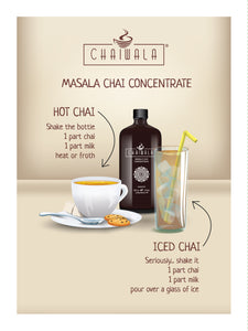 Masala Chai Concentrate