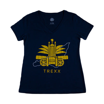 Inception V-Neck (Navy)