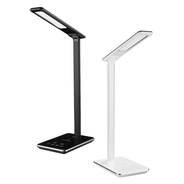 Multifunction Table/Desk LED Lamp With Wireless Charging Pad - Order It All