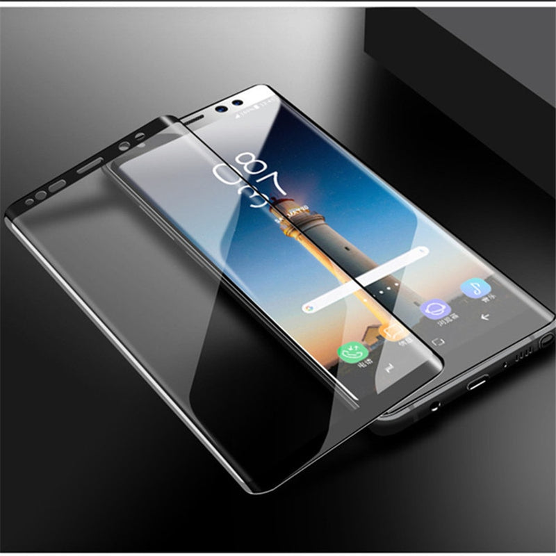 Full Curved Tempered Glass For Samsung Galaxy Note (9 S8 S9 Plus S7) - Order It All