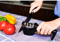 FHEAL Stainless Steal Professional Knife Sharpener
