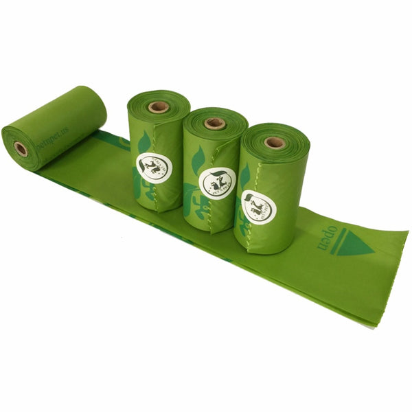 Earth-Friendly Animal Waste Bags (Unscented) 24 Rolls 360 Counts