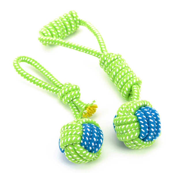 Dog Toy (Cotton Rope/Knot Ball)
