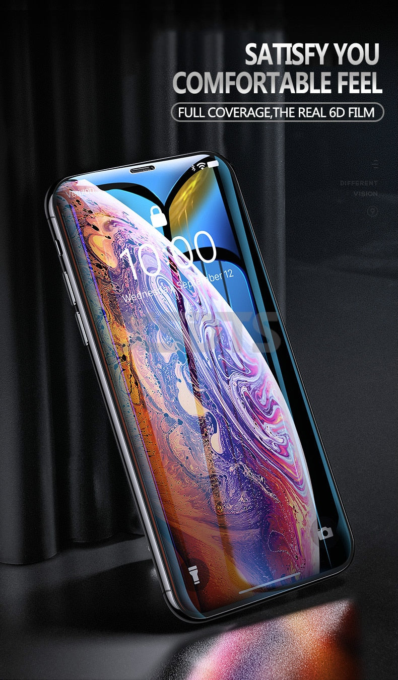 Hot New Tempered Glass Screen Protector for iPhone X XS Max XR - Order It All