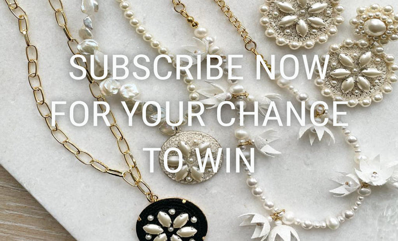 Subscribe now for your chance to win
