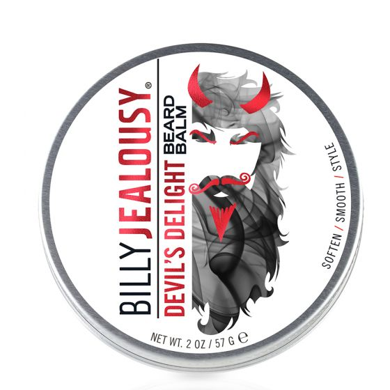Billy Jealousy Devil's Delight Beard Balm 2oz