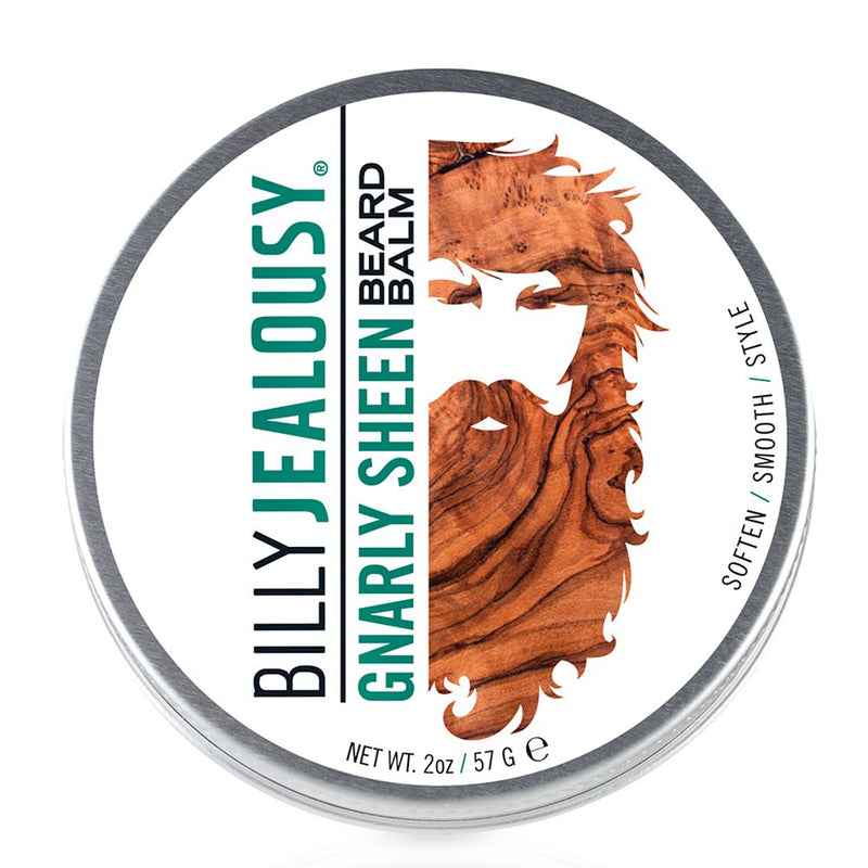 Billy Jealousy Gnarly Sheen Beard Balm 2oz
