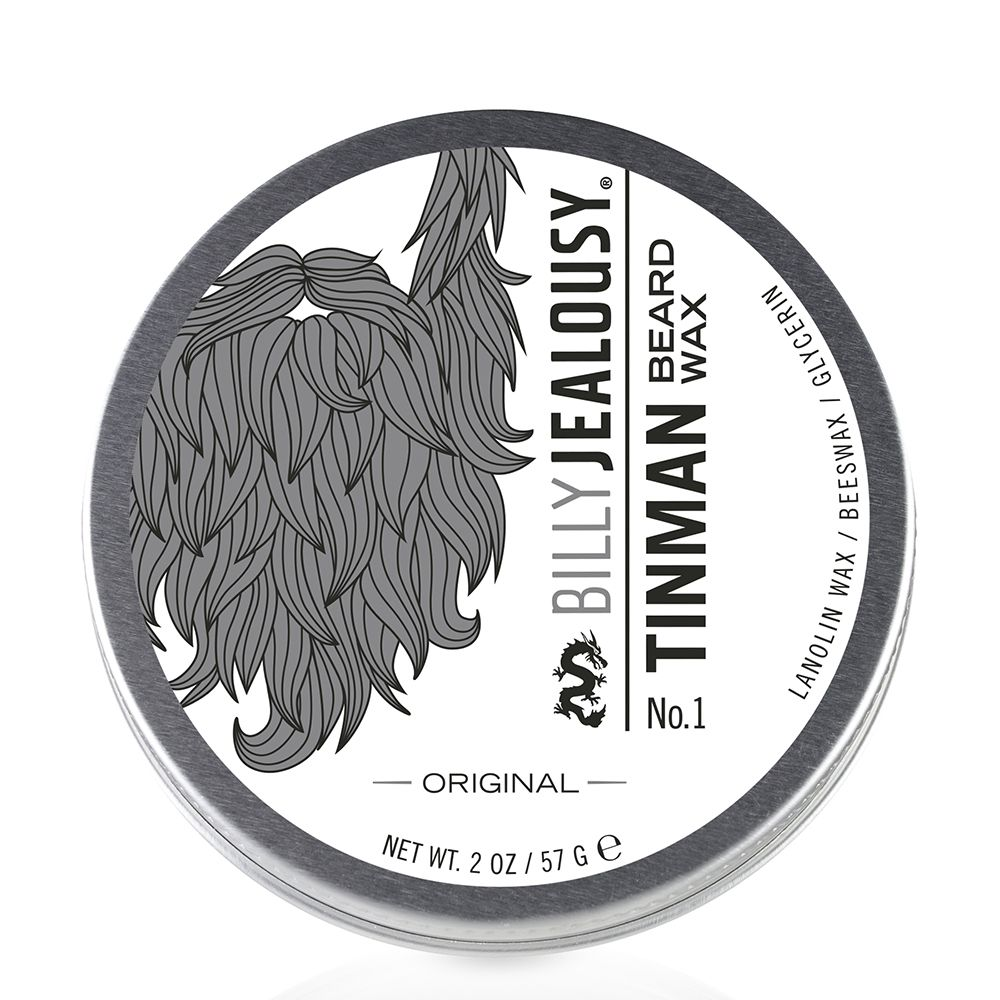 Billy Jealousy Tin Man Beard Wax 2oz