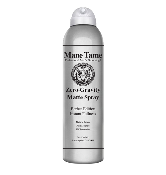 Mane Tame Zero-Gravity Matte Spray 7oz
