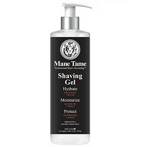 Mane Tame Shaving Gel 15.8oz