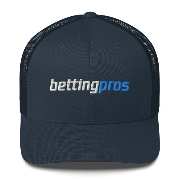 BettingPros Trucker Hat