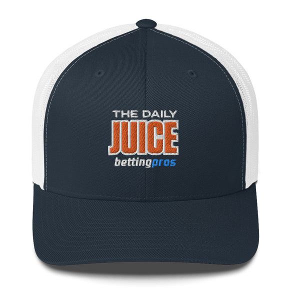 The Daily Juice Trucker Hat