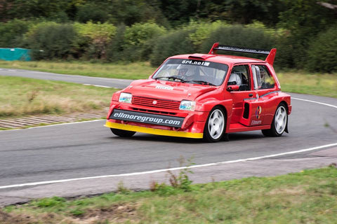 RALLY HISTORY ONLY - Curborough Sprint Course Friday 6/3/20