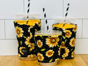 Polkadot Sunflowers
