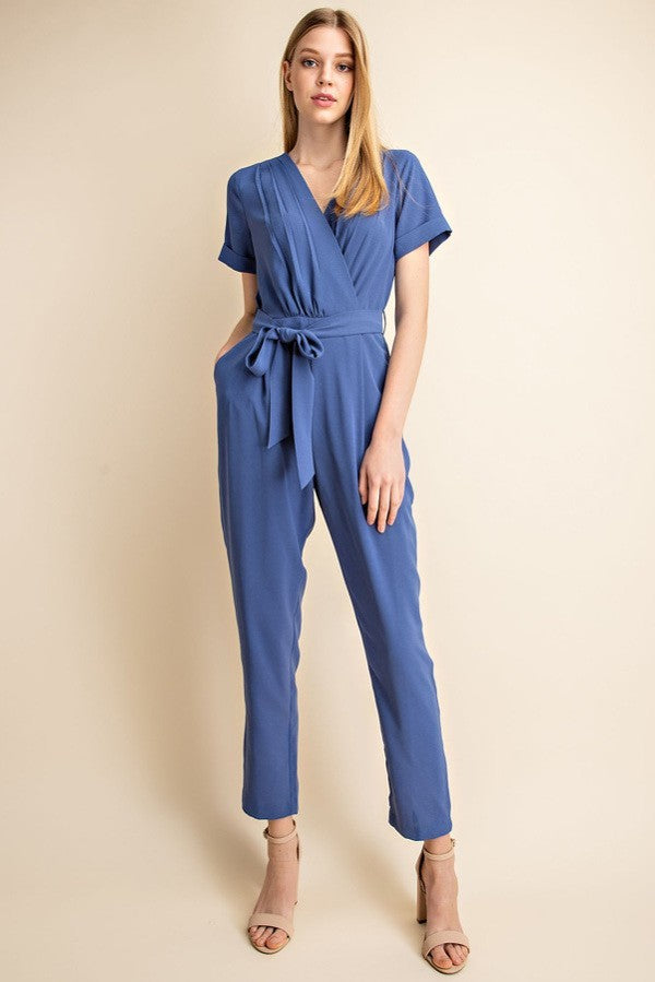 Gilli Midnight Blue Jumpsuit