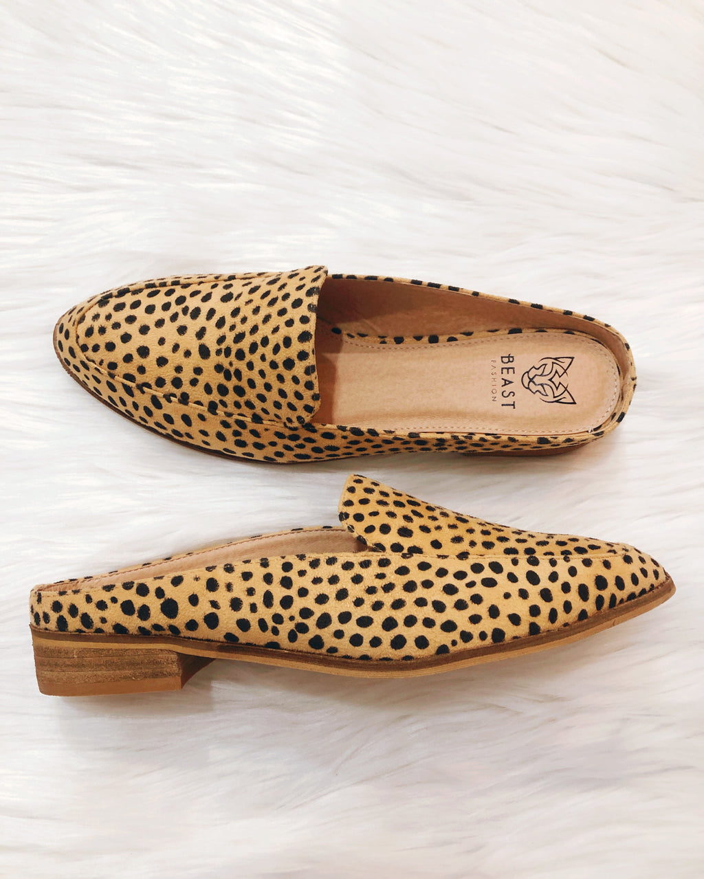 Cheetah Loafers