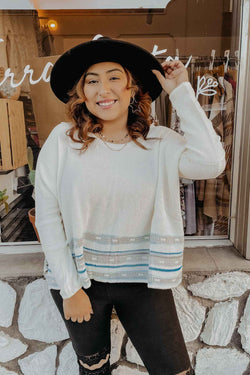 Dolman Sleeve Sweater Top Terra Cotta