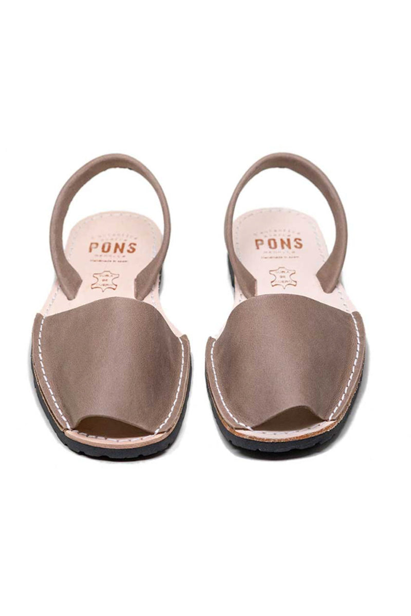Pons Avarcas USA Classic- Taupe