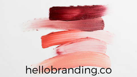 how to choose a color palette blog header