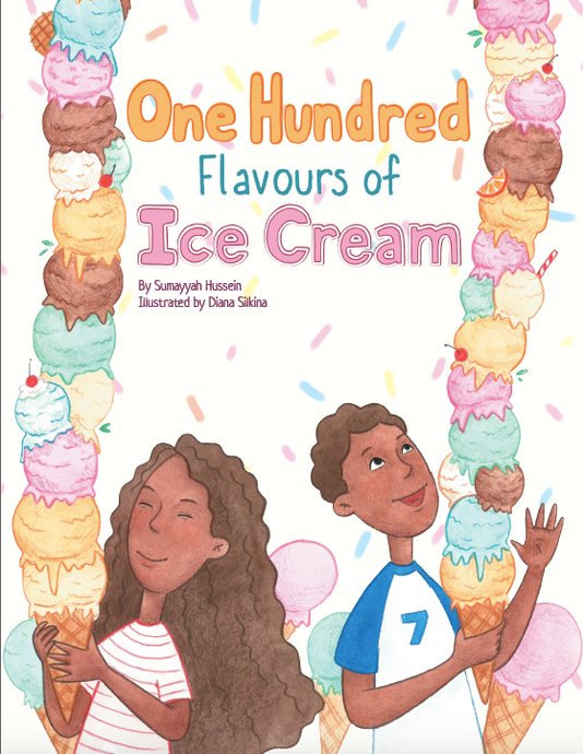 One Hundred Ice Creams Activity
