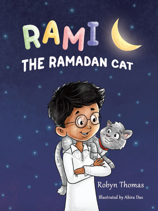 Rami the Ramadan Cat Activity