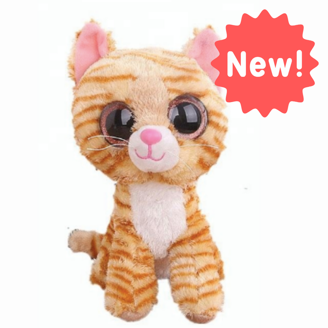Mishmish Plush Kitty from