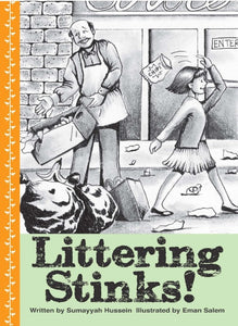 Littering Stinks! (Chapter Book)