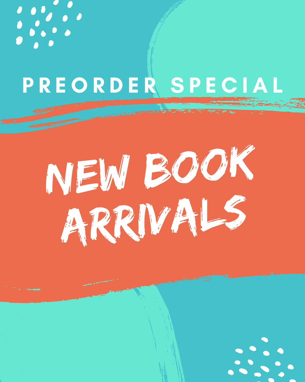 New Arrivals: Pre-Order Bundle