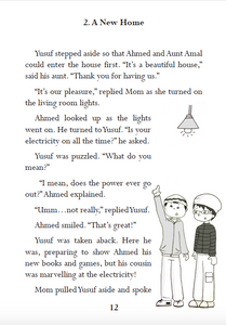 Blackout! A Refugee Story (Chapter Book)