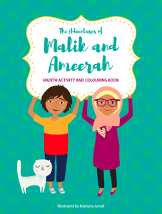 *Preorder* The Adventures of Malik and Ameerah (Activity Book)